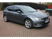Seat Leon TDI FR 184 (Remapped - 215 BHP) Immaculate