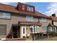 DAGENHAM - BECONTREE AVE - 3 BED, THROUGH-LOUNGE, F/F BATHROOM, EXTENDED KITCHEN - WORKING TENANTS..
