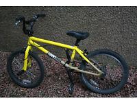 Haro F4 BMX Bike