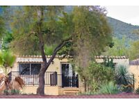 HOLIDAY COTTAGE IN SOUTHERN SPAIN