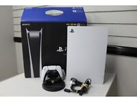 Playstation 5 Digital Edition Console / Reference: 054800023017