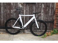 GOKU CYCLES!!! Aluminium Alloy Frame Single speed road track bike fixed gear racing fixie bicycle a7