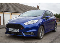 2013 Ford Fiesta ST-2 1.6 EcoBoost 3-Door with Mountune MP 215 Package