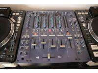 Tascam X-9 DJ Mixer *** Dual Effects Processor