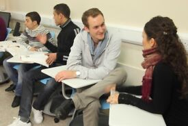 FREE English lessons at International House Bristol!