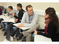 FREE English lessons at International House Bristol!