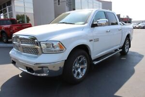 2014 RAM 1500 Laramie - Air Ride - Front/Rear - Park Sensors