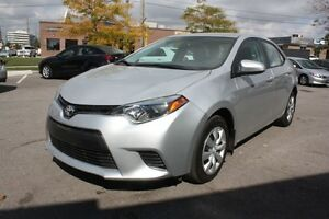 2015 Toyota Corolla LE BACKUP CAM+BLUETOOTH