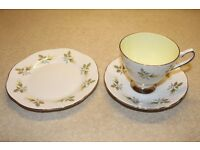 ELIZABETHAN ENGLISH FINE BONE CHINA TEA SET
