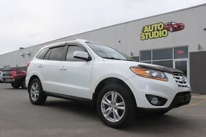 2012 Hyundai Santa Fe Limited 3.5, Leather, AWD 150 BW all in
