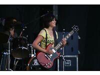 Female Guitar Tutor