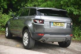 Land Rover Range Rover Evoque SD4 PURE TECH (grey) 2015-01-30