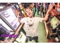 MBARGO NEEDS YOU!! Hiring bar and glass collecting staff!