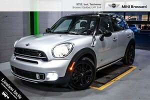 2016 MINI Cooper Countryman S ALL4 -- SPÉCIAL DEMO PROMO --