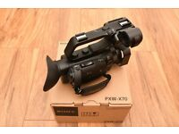 SONY PXW-X70 4K Professional camcorder NEW CONDITION!!!