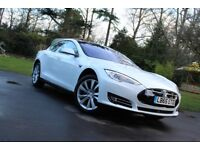 Tesla Model S E 90D CVT 4dr (Nav), 7SEATS, 20k of optional extras
