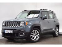JEEP RENEGADE 1.6 M-JET LONGITUDE 5d 118 BHP (grey) 2015