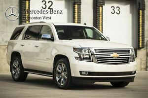2015 Chevrolet Tahoe LTZ Entertainment & Navigation Package