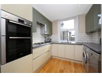 Very modern apartment with dishwasher, plenty of storage, furnished. Close to Whitechapel Station.