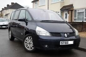RENAULT GRAND ESPACE 2.0 TURBO PETROL ..... EXCELLENT 7 SEATER.....