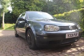 VW MK4 Golf 1.6 16V SE - Great condition - Cash Only