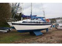 Sailing boat - Newbridge Venturer