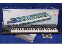 Edirol PCR-500 49 Key Midi Keyboard