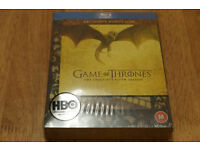 Game Of Thrones Season 5 (Blu-ray) New And Sealed