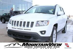 2016 Jeep Compass Sport HIGH ALTITUDE!