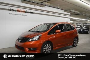 2013 Honda Fit Sport, EXTRA CLEAN, BLUETOOTH, MAGS
