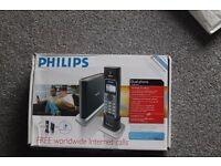 Philips' Dual Phone VOIP433