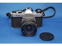 Pentax K1000 Film Camera body