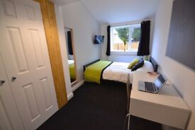Double room ensuite to rent let Beeston Nottingham All bills included