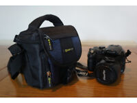 Evecase camera bag, never been used.
