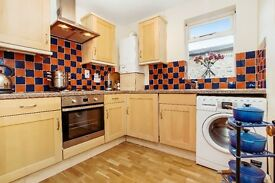 Bright, two bedroom apartment, on the first floor of this older style mid terrace house