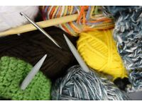 Knitters wanted - Knit toys