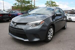 2015 Toyota Corolla LE BACKUP CAMERA| BLUETOOTH