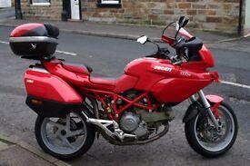 Ducati Multistrada DS1000 For Sale