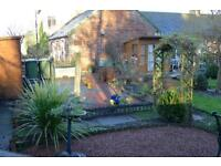 Delightful rural cottage in centre of North Berwick close to railway station