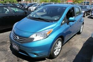 2014 Nissan Versa Note SL Navigation Surround Camera