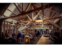 Restaurant waiting staff wanted - Jimmy's Farm