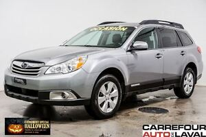 2010 Subaru Outback Limited**CUIR/TOIT/MAGS/BLUETOOTH**