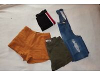 BUNDLE OF WOMENS CLOTHES SIZE 6-8-10