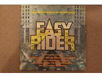 Easy Rider Soundtrack Vinyl Record