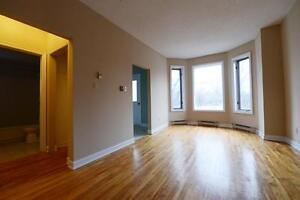 2 bedroom Penthouse Downtown with Balcony $1300 +hydro!!