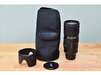 Nikon Zoom Nikkor 70-200 f/2.8 II AF-S VR ED G Lens