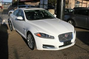 2014 Jaguar XF I4 TURBO, NAV, S/ROOF, LEATHER, LOADED