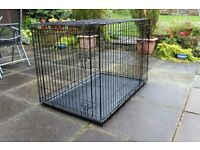 ***Extra Large Dog Cage*** PRICE REDUCTION -----going once-----BONG!
