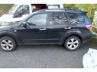 Subaru Forester XC Boxer D 4WD