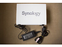 Synology DS215J NAS - Excellent Condition